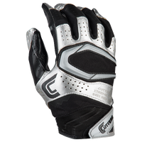 Cutters Rev Pro 2.0 Receiver Gloves - Men's - Black / Silver