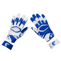 Cutters Rev Pro 2.0 Ying Yang Receiver Gloves - Men's - Blue / White