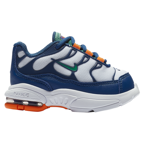 Nike Air Max Plus Boys Toddler Casual Shoes White