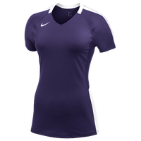 Nike Vapor Pro S/S Jersey - Women's - Purple / White