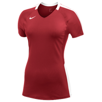 Nike Vapor Pro S/S Jersey - Women's - Red / White