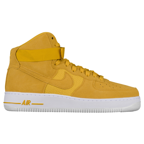 hot sale online 64bfd b6f43 ... italy nike air force 1 high mens casual shoes university gold mineral  gold 1d9cc affbb