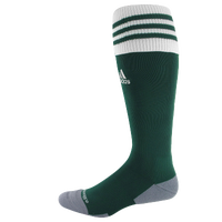 adidas Team Copa Zone Cushion II Socks - Men's - Dark Green / White