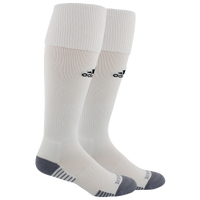 adidas Team Copa Zone Cushion III Socks - Men's - All White / White