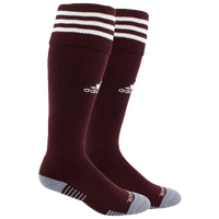 adidas Team Copa Zone Cushion III Socks - Men's - Maroon / White