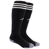 adidas Team Copa Zone Cushion III Socks - Men's - Black / White