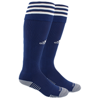 adidas Team Copa Zone Cushion III Socks - Men's - Navy / White
