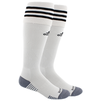 adidas Team Copa Zone Cushion III Socks - Men's - White / Black