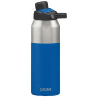 Camelbak Vacuum Chute Mag 32oz Water Bottle - Blue / Silver