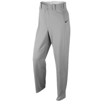 Nike Core DF Open Hem Baseball Pants - Men's - Grey / Grey