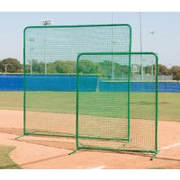 Diamond Varsity Fungo Protective Screen - Green / Green