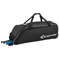 Easton E510W Wheeled Bat Bag - Black / White