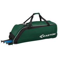 Easton E510W Wheeled Bat Bag - Dark Green / Black