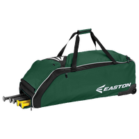 Easton E610W Wheeled Bag - Green / Black