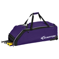 Easton E610W Wheeled Bag - Purple / Black