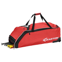 Easton E610W Wheeled Bag - Red / Black