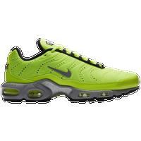 a12598660c ... denmark nike air max plus mens casual shoes black matte silver volt  4a268 d8817