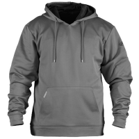 Rawlings Performance Fleece Hoodie - Men's - Grey / Grey