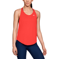 Under Armour Armour Mesh Back Tank - Women's - Pink / Pink