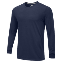 Nike Team Core L/S T-Shirt - Men's - Navy / Navy