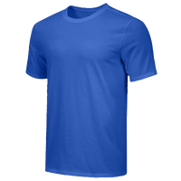 Nike Team Core S/S T-Shirt - Men's - Blue / Blue