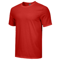 Nike Team Core S/S T-Shirt - Men's - Red / Red