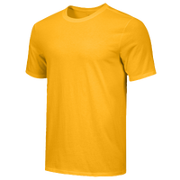Nike Team Core S/S T-Shirt - Men's - Gold / Gold