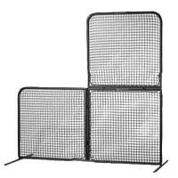 Easton Collapsible L Screen