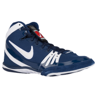 Nike Freek - Men's - Navy / White