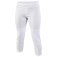 Easton Zone Softball Pants - Girls' Grade School - All White / White