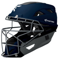 Easton Prowess Fastpitch Grip Catcher's Helmet - Women's - Navy / Grey