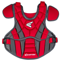 Easton Prowess Intermediate FP Chest Protector - Women's - Red / Grey