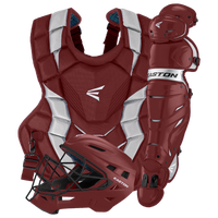 Easton Intermediate Elite X Catcher's Set - Grade School - Maroon
