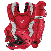 Easton Youth Elite X Catcher's Set - Grade School - Red