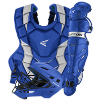 Easton Youth Elite X Catcher's Set - Grade School - Blue