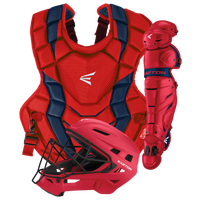 Easton Intermediate Elite X Catcher's Set - Grade School - Red