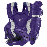 Easton Youth Elite X Catcher's Set - Grade School - Purple
