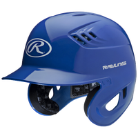 Rawlings Coolflo R16 Batting Helmet - Men's - Blue / White