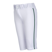 Easton Pro + Knicker Piped Baseball Pants - Boys' Grade School - White / Green