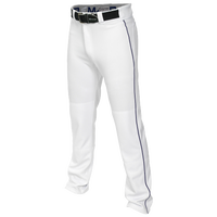 Easton Mako 2 Piped Baseball Pants - Boys' Grade School - White / Navy