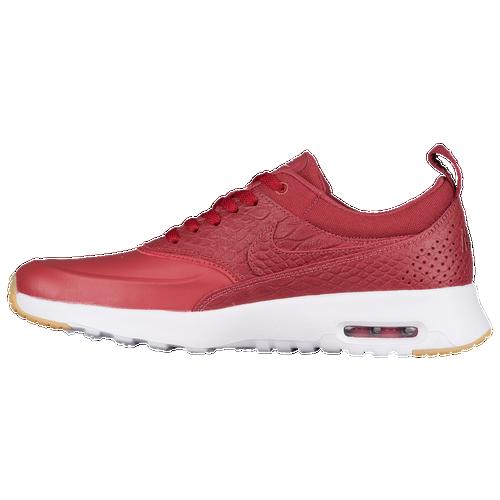 Nike Air Max Thea - Women's - Running - Shoes - Cedar/Cedar/Gum Yellow/White