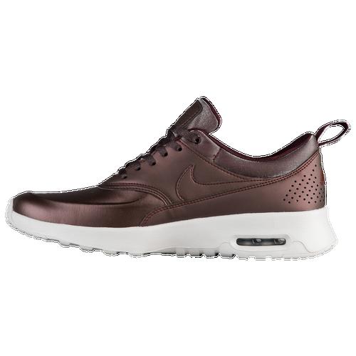4b732fecf707d Nike Air Max Thea - Women s - Casual - Shoes - Metallic Mahogany Metallic  Mahogany