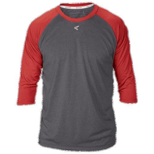 Easton 3 4 Sleeve Raglan Crew Neck T Shirt Men 39 S