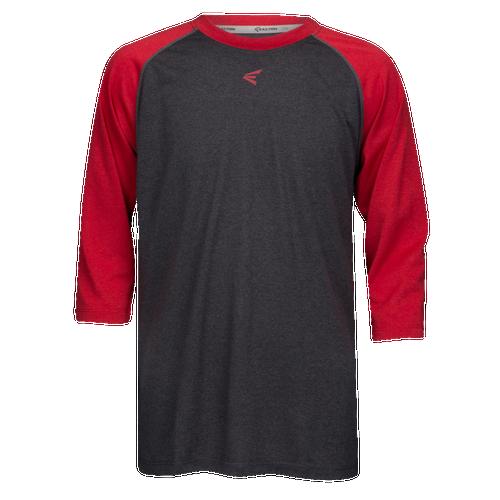 Easton 3 4 Sleeve Raglan Crew Neck T Shirt Grade School