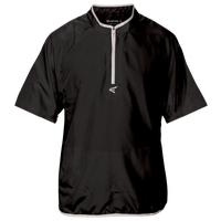 Easton M5 Short Sleeve Cage Jacket - Men's - Black / Silver