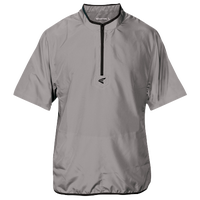 Easton M5 Short Sleeve Cage Jacket - Men's - Grey / Black