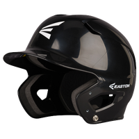 Easton Z5 Solid Senior Batting Helmet - All Black / Black