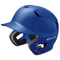 Easton Z5 Solid Junior Batting Helmet - Blue / Blue