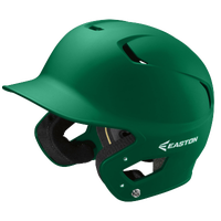 Easton Z5 Grip Senior Batting Helmet - Green / Green