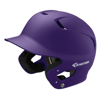 Easton Z5 Grip Senior Batting Helmet - Purple / Purple